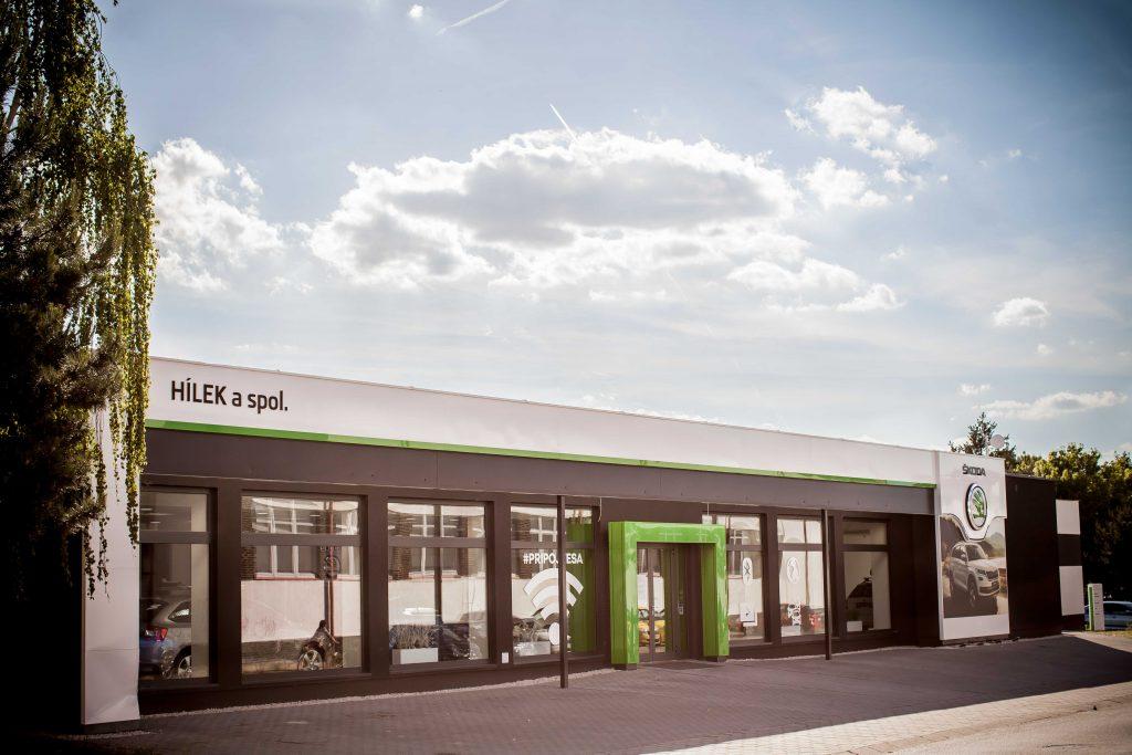 Autokomplex ŠKODA Skalica