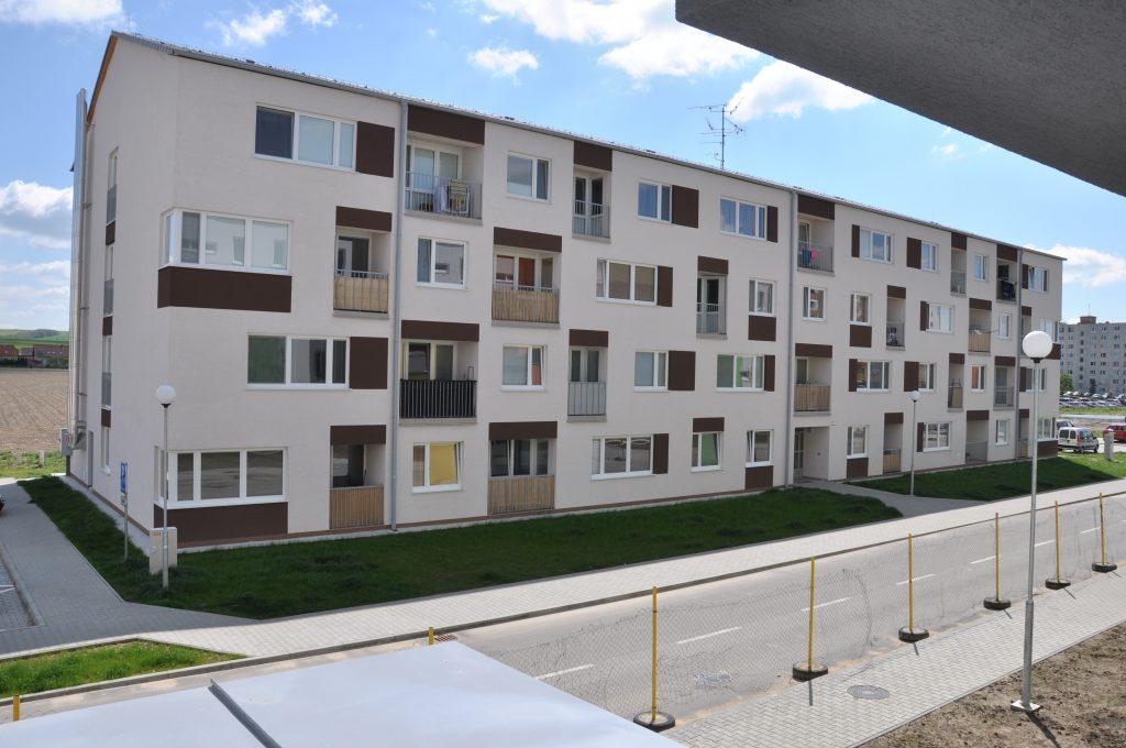 Bytový dom Senica - Sotina
