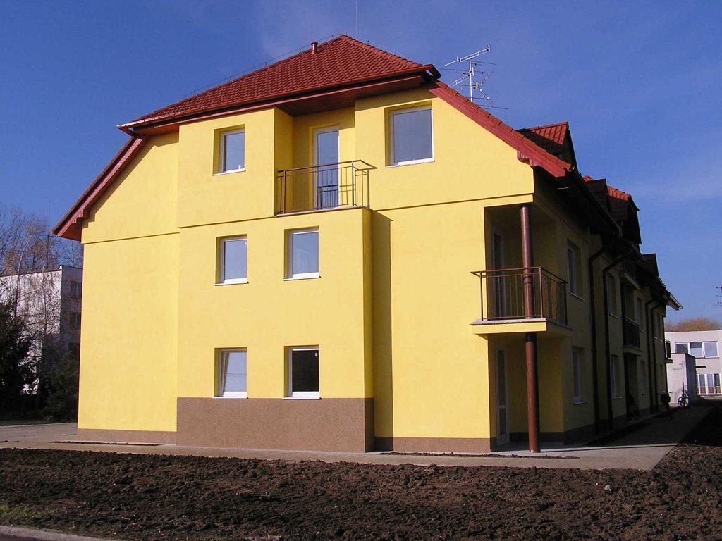 Bytový dom Šaštín - Stráže