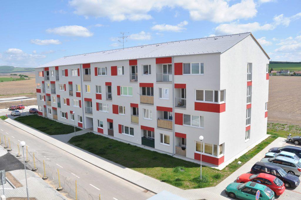 Bytový dom Senica